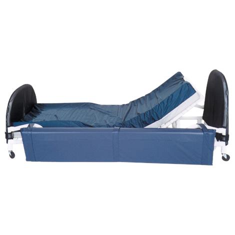 Buy MJM International Low Bed With Multi Position Elevated Headrest