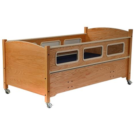 Sleepsafe Low Bed - Twin Size