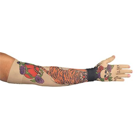 LympheDudes Wild Compression Arm Sleeve And Glove
