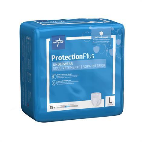 Buy Medline Protection Plus Super Protective Adult Underwear