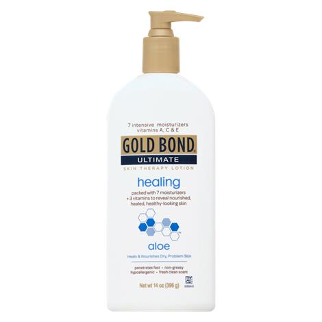 Buy Gold Bond Aloe Ultimate Skin Therapy Lotion