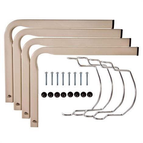 Medline Head And Footboard Mounting Hardware
