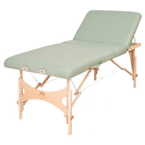 Buy Oakworks Alliance Wood Portable Massage Table With Semi Firm Padding