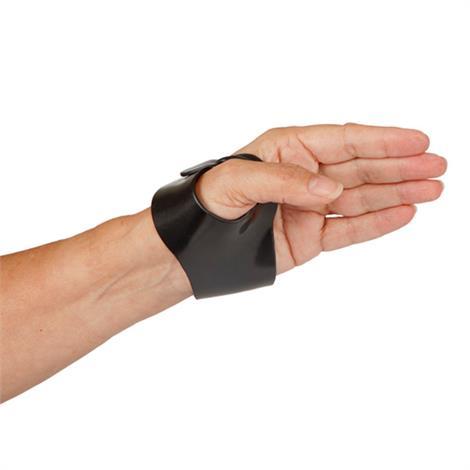 Omega Black Thermoplastic 2.4mm Splinting Material