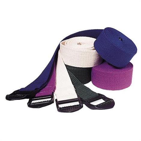 Buy Fitterfirst Classic Yoga Strap with Plastic Buckle