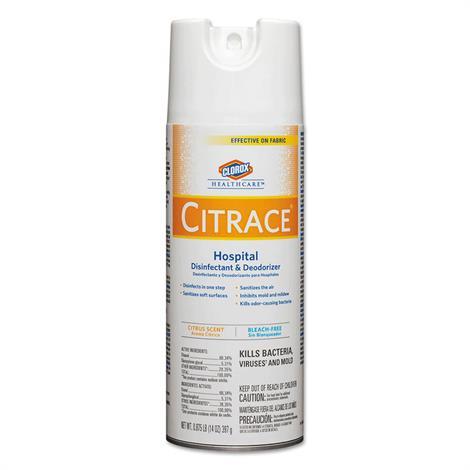 Caltech Citrace Germicidal/Deodorizer