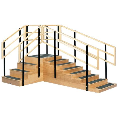 Bailey Convertible Exercise Stairs