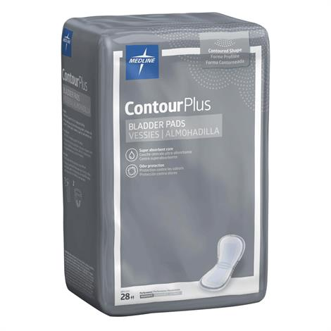 Medline ContourPlus Bladder Control Pads