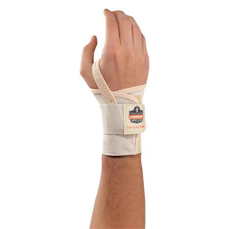 Buy Ergodyne ProFlex 4000 Tan Single Strap Wrist Splints