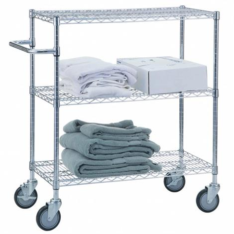 R&B Utility Linen Carts