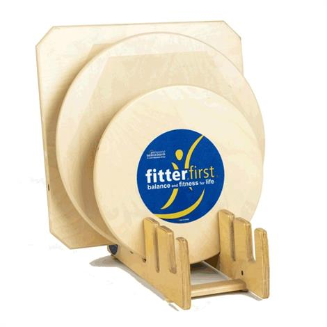 Sammons Fitter Rocker Board And Wobble Board Stand