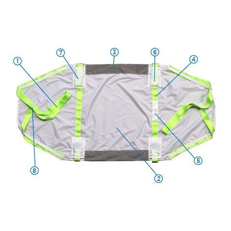 Buy Evac Chair Rescue Sheet