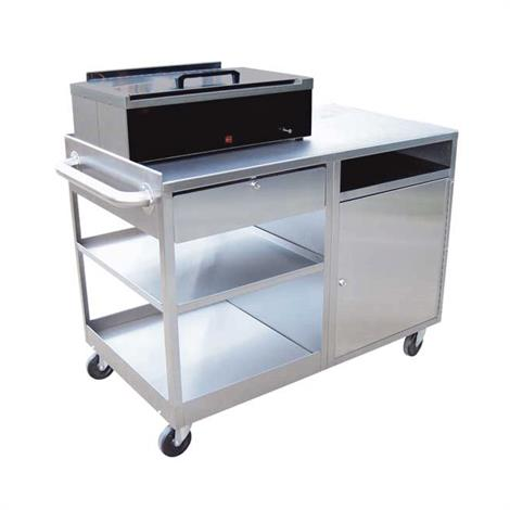 Ideal Workstation Splinting Cart