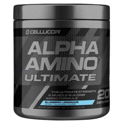Buy Cellucor Alpha Amino Dietary Supplement