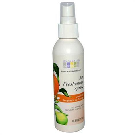 Aura Cacia Bergamot And Orange Air Freshening Spritz
