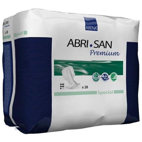 Abena Abri-San Special Fecal Incontinence Pad
