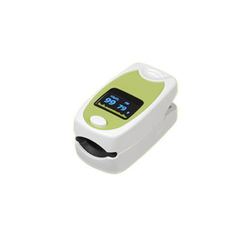 Mabis DMI HealthSmart Deluxe Fingertip Pulse Oximeter