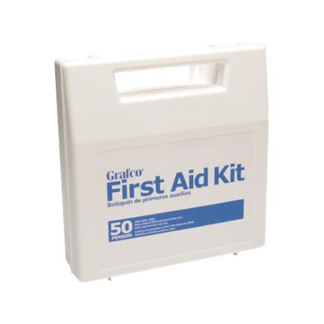 Graham-Field Stocked First Aid Kit for 50 Persons