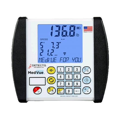 Detecto MedVue Digital Weight Analyzer