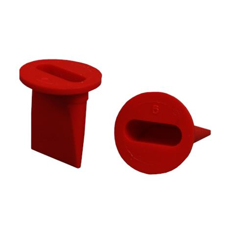 Urocare Little Red Anti-Reflux Valve