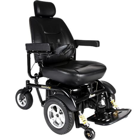Drive Trident HD Heavy-Duty Power Chair