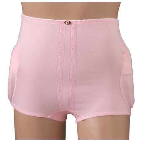 Posey Community Hipsters Women Brief with Removable Standard Pad