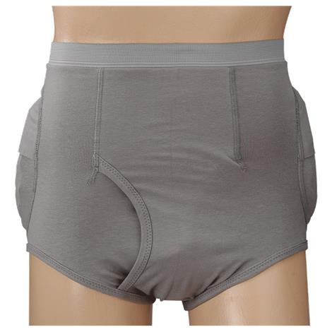 Posey Community Hipsters Men Brief with Removable Standard Pad