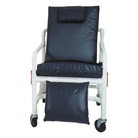 MJM International Bariatric Three-Position Recline Geri Chair