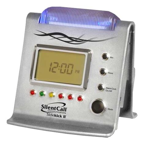 Silent Call Sidekick II Receiver With Strobe Light