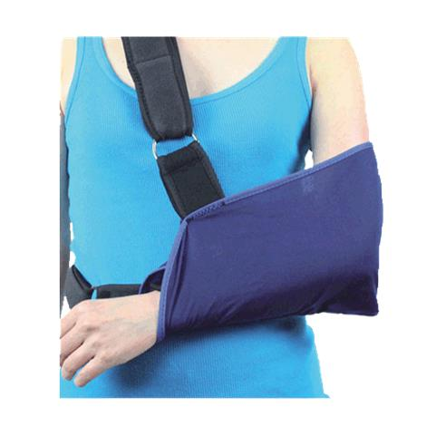 Comfortland Shoulder Immobilizer With Waist Strap