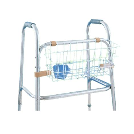 Carex Strap On Walker Basket With Tray