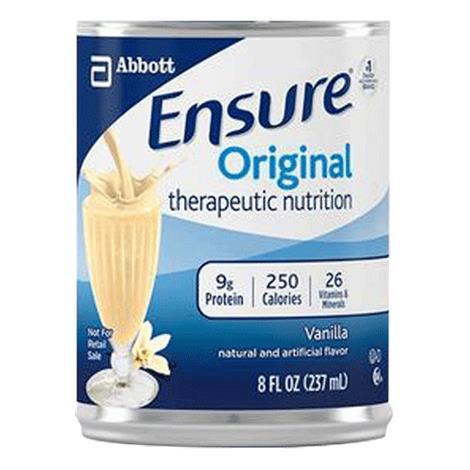 Abbott Ensure Original Therapeutic Nutritional Drink