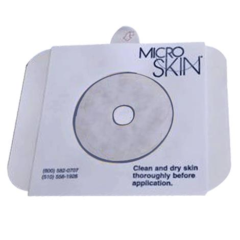 Buy Cymed Two-Piece Transparent Skin Barriers with Thick MicroDerm Washer