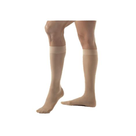 BSN Jobst Ultrasheer Closed Toe Knee-High 30-40mmHg Extra Firm Compression Stockings in Petite