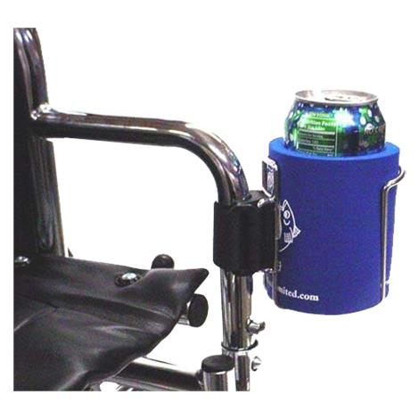 Kinsman Cage Cup Holder with Insulated Jacket