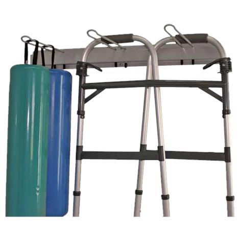 Ideal Universal Crutch Storage Rack