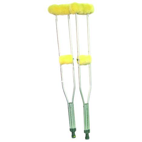 Sheepskin Crutch Accessory Kit