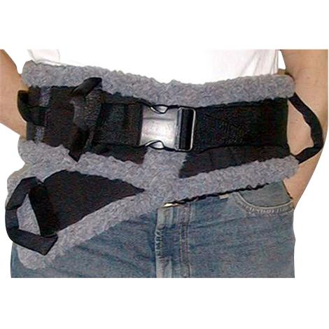 MTS SafetySure Sherpa Lined Transfer Belt