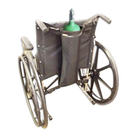 EZ-Access Wheelchair Oxygen Carrier