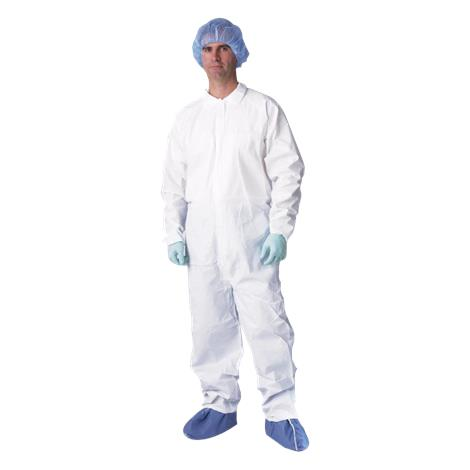 Medline Classic Multi-Ply Coverall