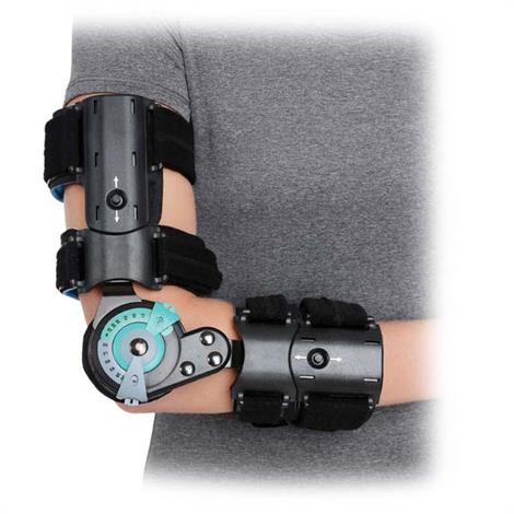 Advanced Orthopaedics Hinge R.O.M. Elbow Brace