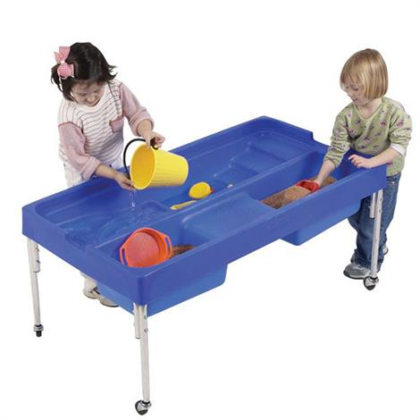 Childrens Factory Triple Basin Discovery Table