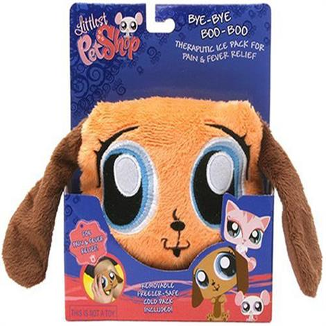 Cosrich Littlest Pet Shop Bye-Bye Boo-Boo Therapeutic Ice Pack