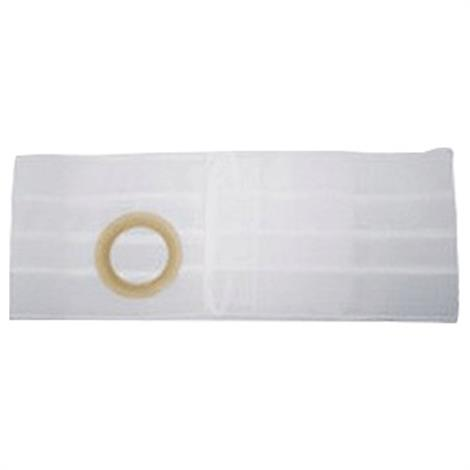 Nu-Hope Nu-Form 8 Inches Right Sided Stoma Regular Elastic Ostomy Support Belt With Prolapse Strap