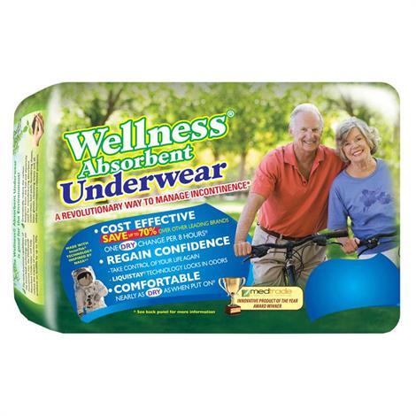 Buy Unique Wellness Pull-Up Absorbent Underwear