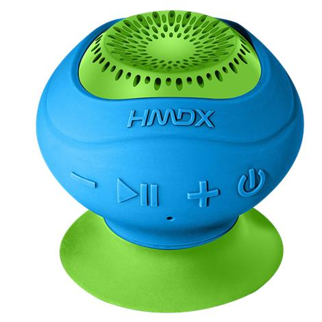 HMDX Neutron Wireless Suction Speaker
