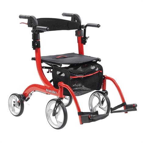 Buy Drive Nitro Duet Rollator and Transport Chair