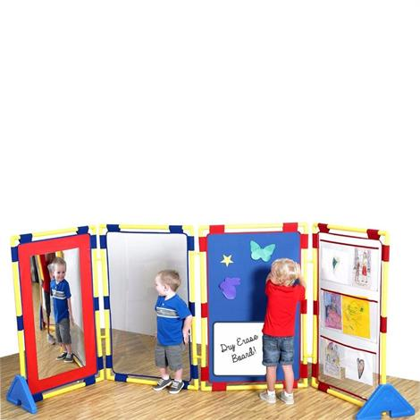 Childrens Factory Activity PlayPanel Center