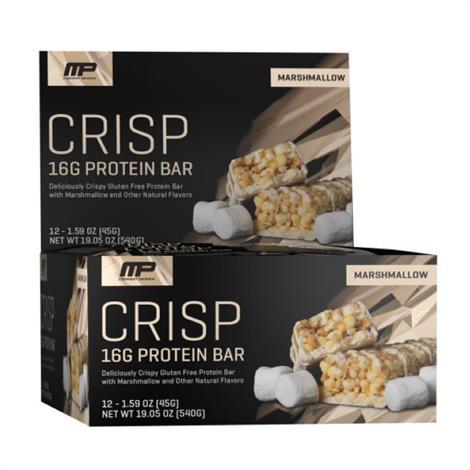 MusclePharm Crisp Protein Bar