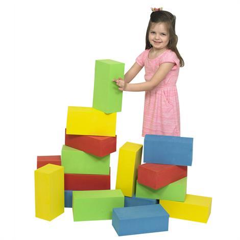 Childrens Factory Megablocs